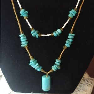 Jewelry - 2layer necklace